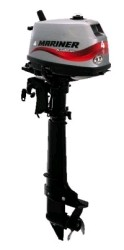 Mariner F4ML 4hp Outboard Engine