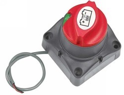 Contour Battery Isolator Switch