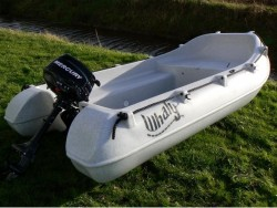 Whaly 270 dinghy